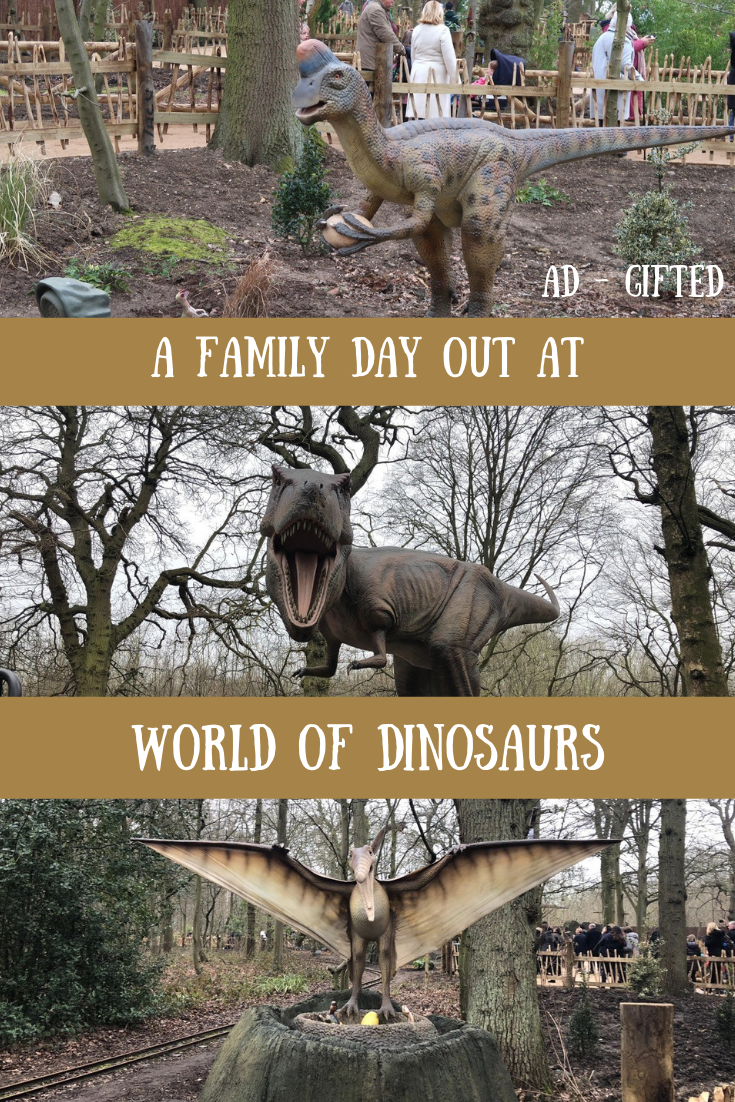 A family trip to World of Dinosaurs at Paradise Wildlife Park. #daysout #hertfordshire #paradisewildlife #dayout #family