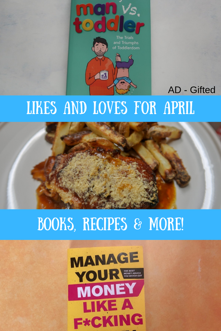Books, recipes and apps that I loved in the past month. #personalfinance #bookrecommendations #recipes