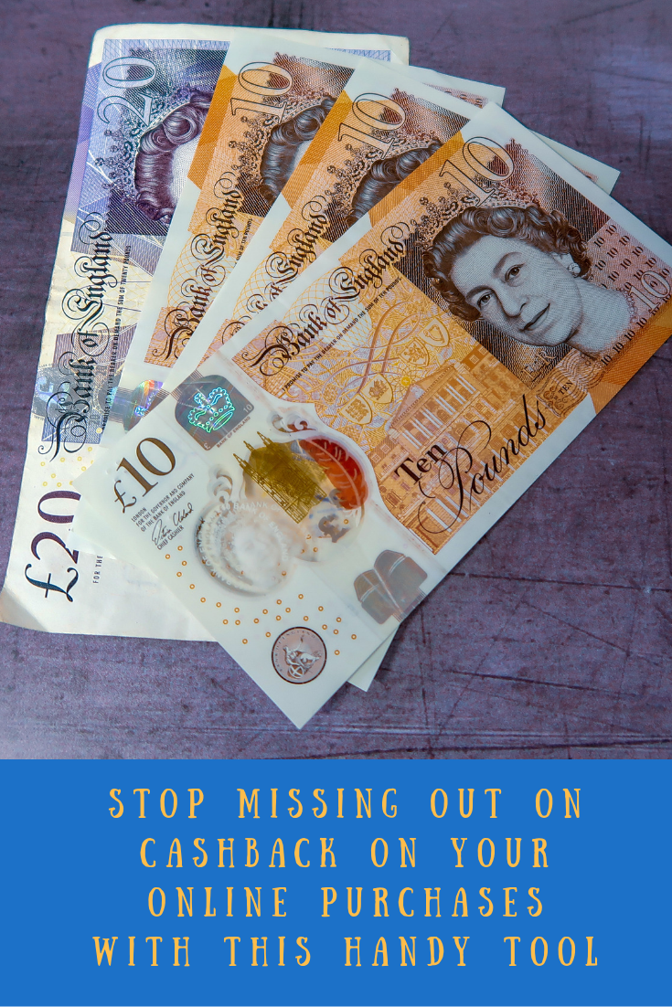 Stop missing out on cash back with the cash back notifier from TopCashBack #makemoney #moneymaking #money #cashback #onlineshopping