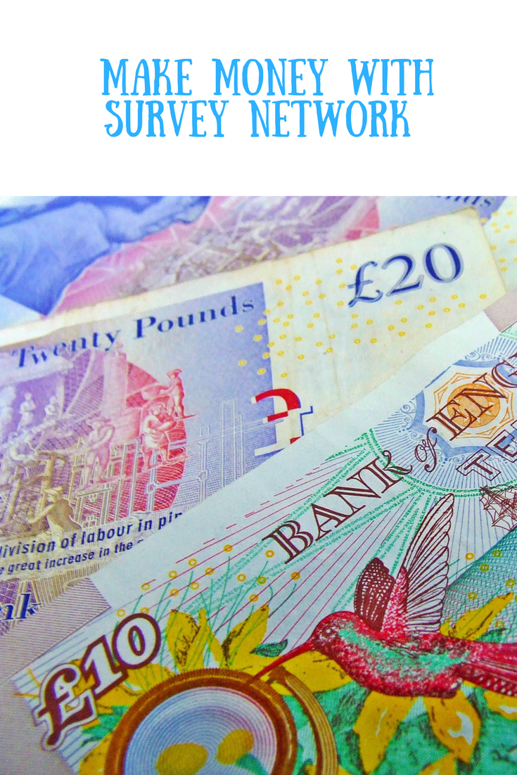 Earn yourself some extra money with Survey Network surveys when you complete paid surveys.
