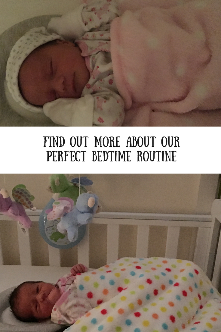 Daisy is 1 years old and we have been using this bedtime routine for almost a year now. Daisy sleeps well and her bedtime routine is an essential factor that helps her achieve this