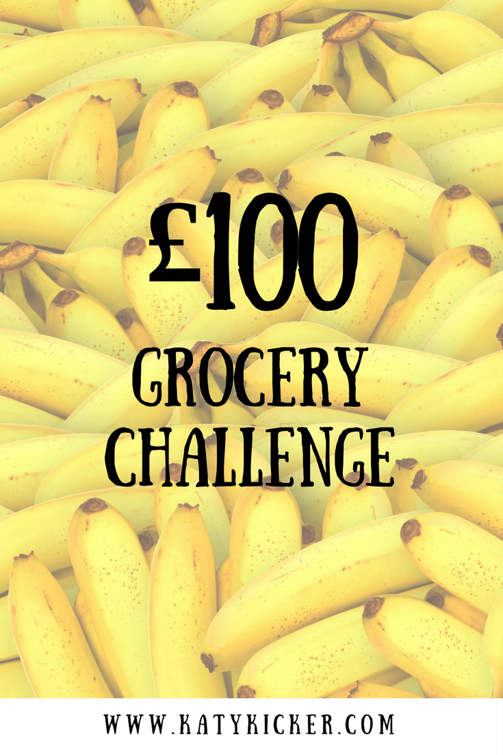 Find out more about my £100 grocery challenge. Save money on groceries, use my frugal food recipes and cut back on spending