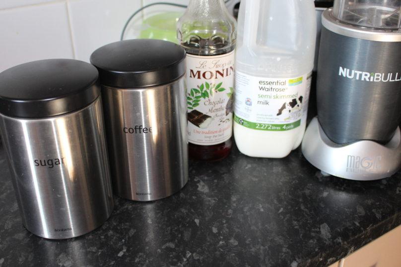 Nutribullet iced coffee recipe 1