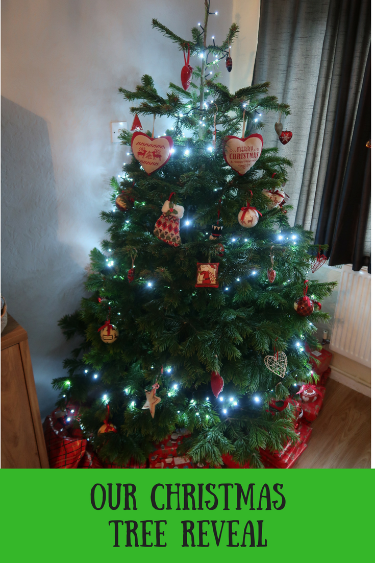 Come and take a look at our Christmas tree this year! We love Christmas decorations and decorating our Christmas tree is always a great family affair