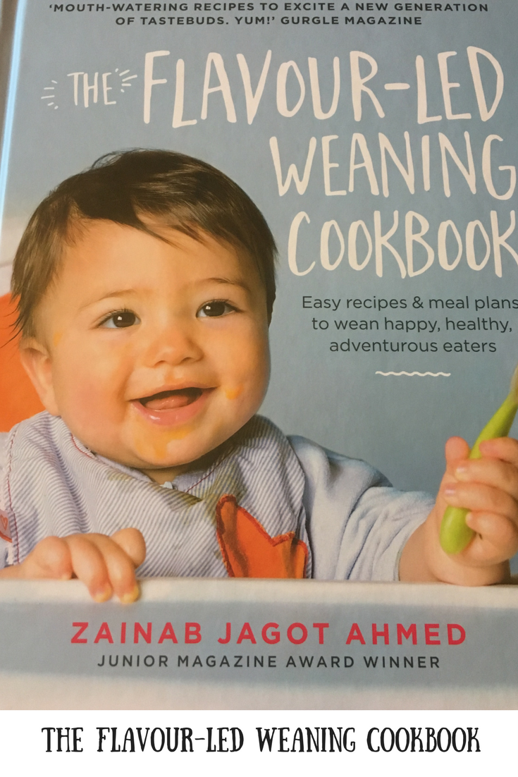 (AD) The flavour-led weaning cookbook