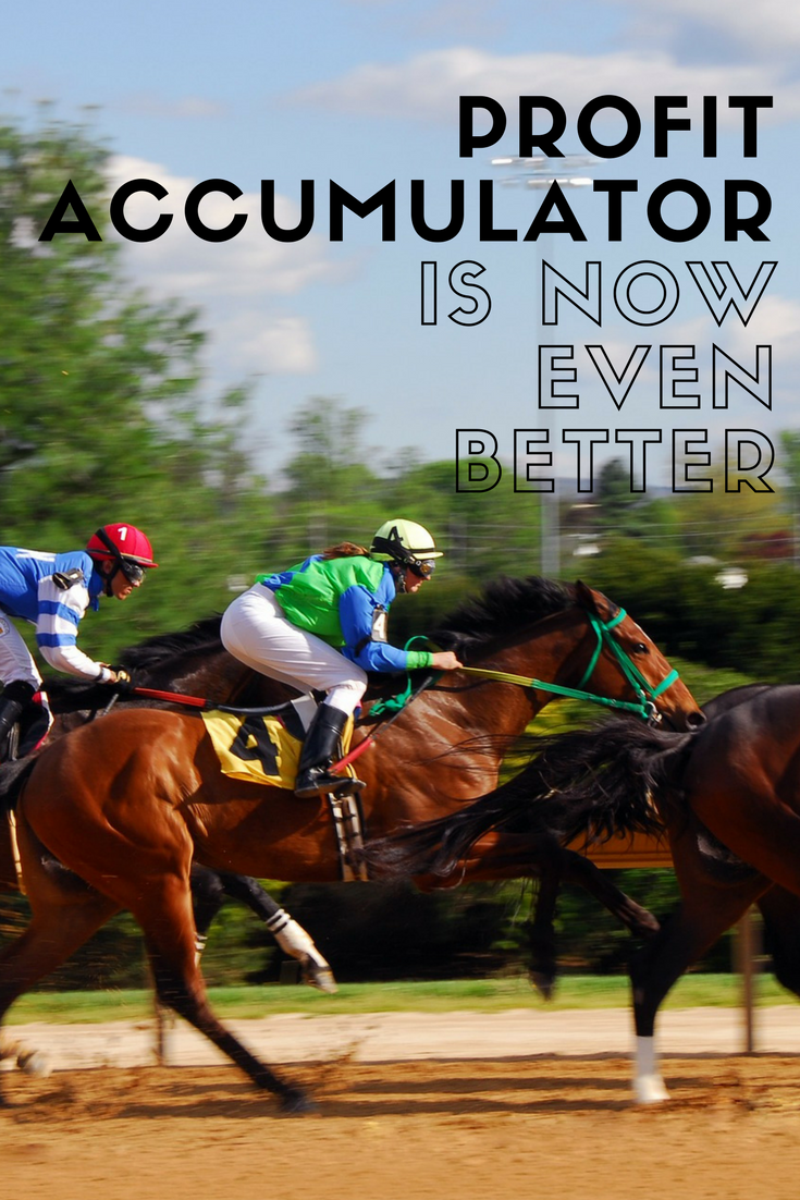 My favourite matched betting service, Profit Accumulator, just got better than ever!