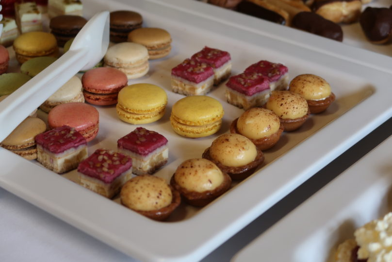 Tea with the tigers - Cakes at the afternoon tea
