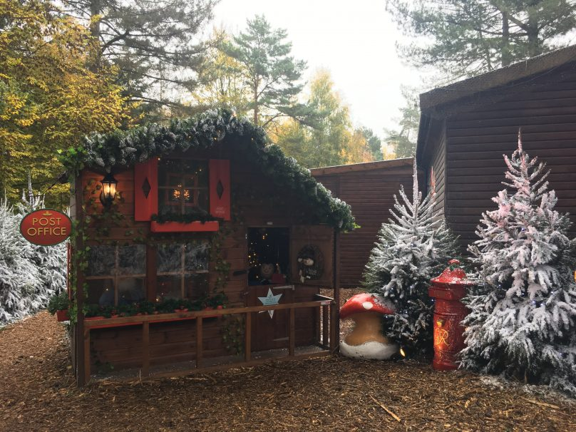 Santa's Woodland Workshop - Exploring