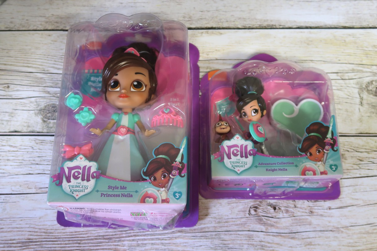 Nella The Princess Knight - great gifts for a toddler gift guide