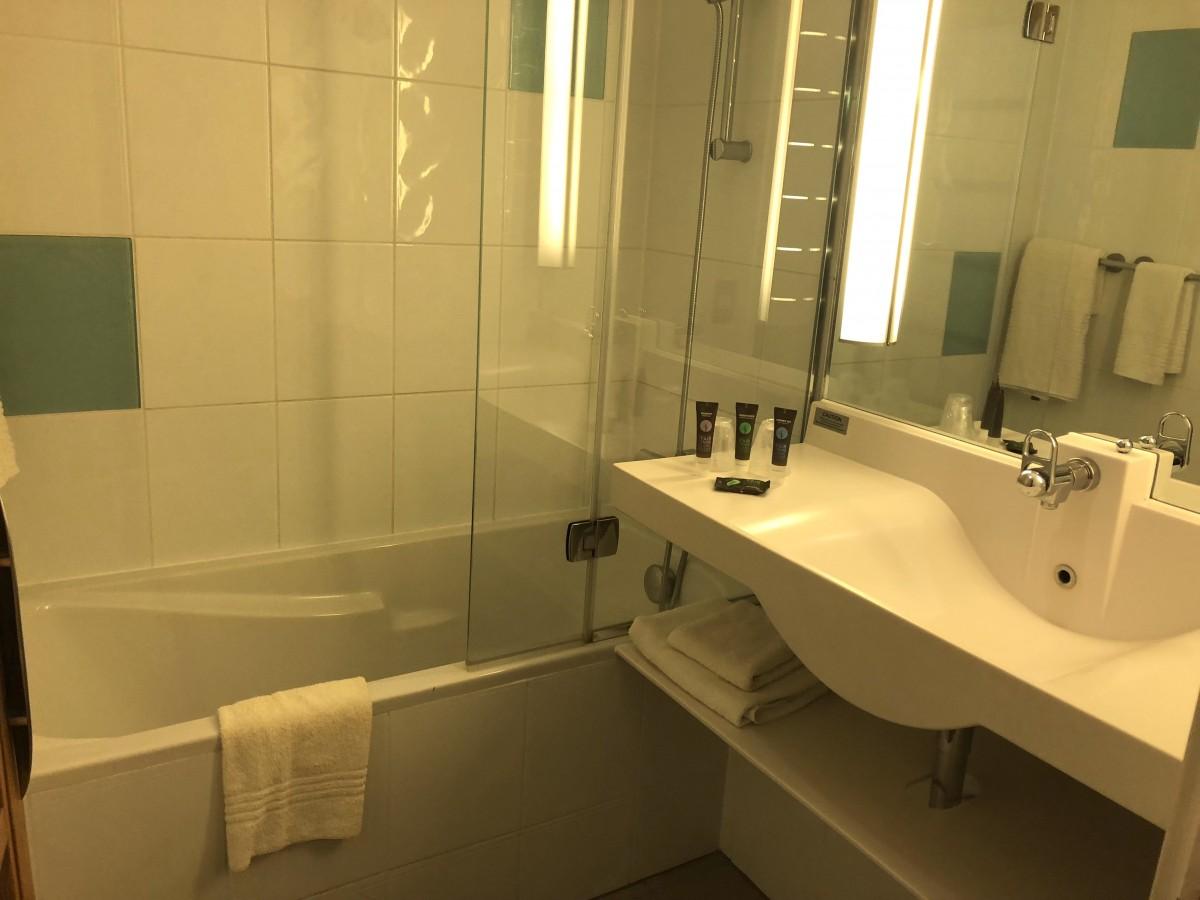 Novotel Southampton Review - Bathroom