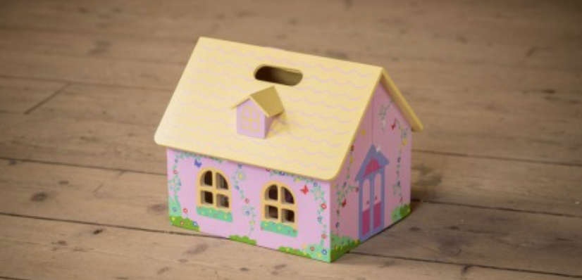 Primrose Cottage Sue Ryder - great gifts for a toddler gift guide