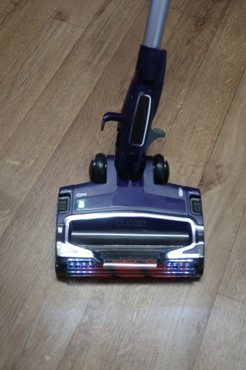 Shark DuoClean Corded with Flexology HV390UK - A look at the upright vacuum cleaner