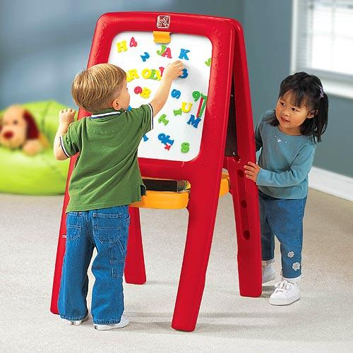 Toddler Gift Guide 2018 - Step2 Easel For Two