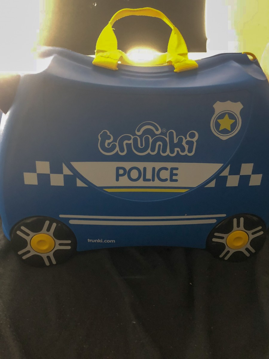 A trip to Clacton-On-Sea - Trunki