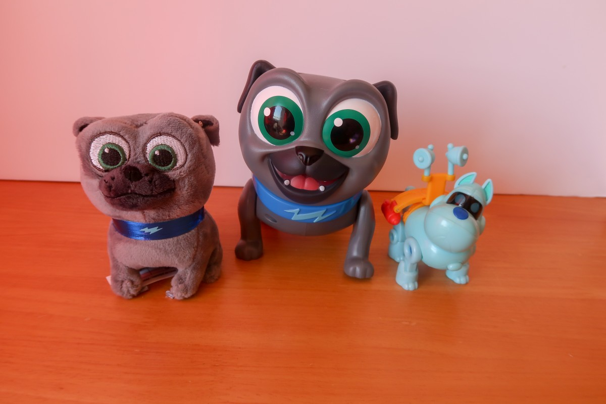 Our set of Puppy Dog Pals