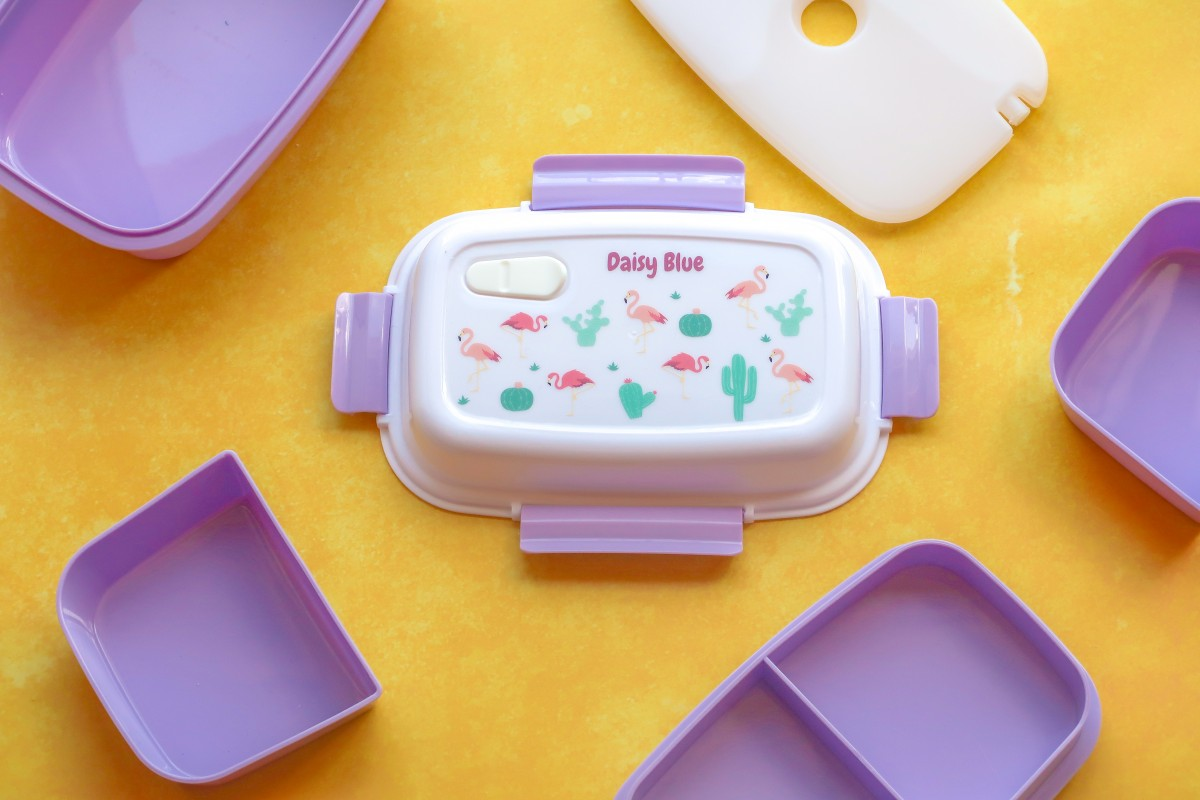 Personalised lunch box from Petit-Fernand