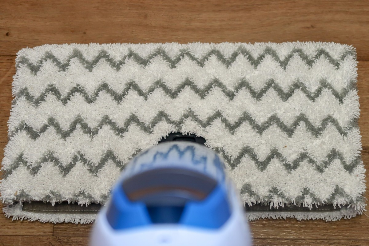 Shark Steam Mop S6001UK - Ready for use