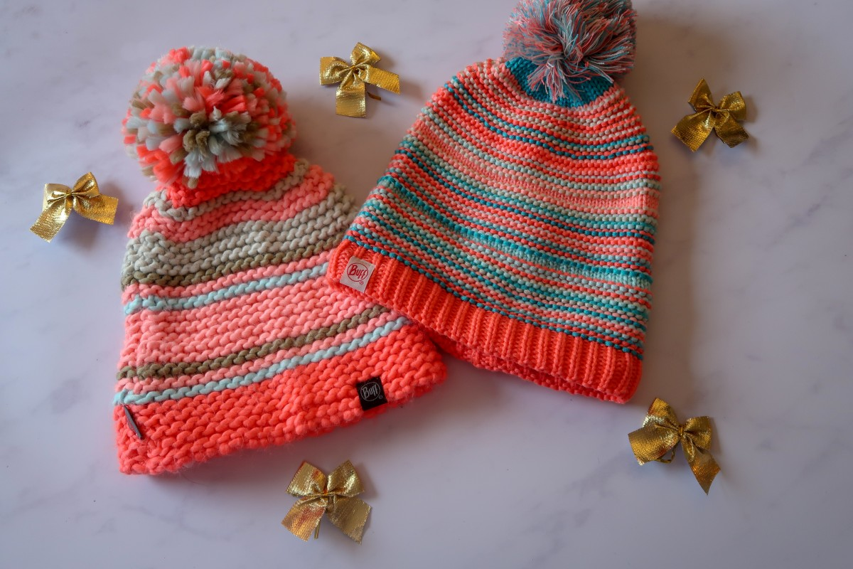 2018 Christmas Gift Guide for Toddlers - Buff hats