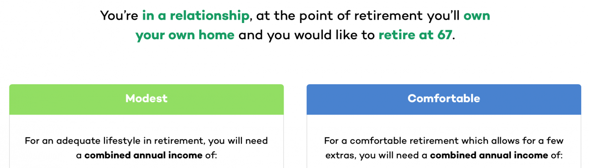 planning for my retirement