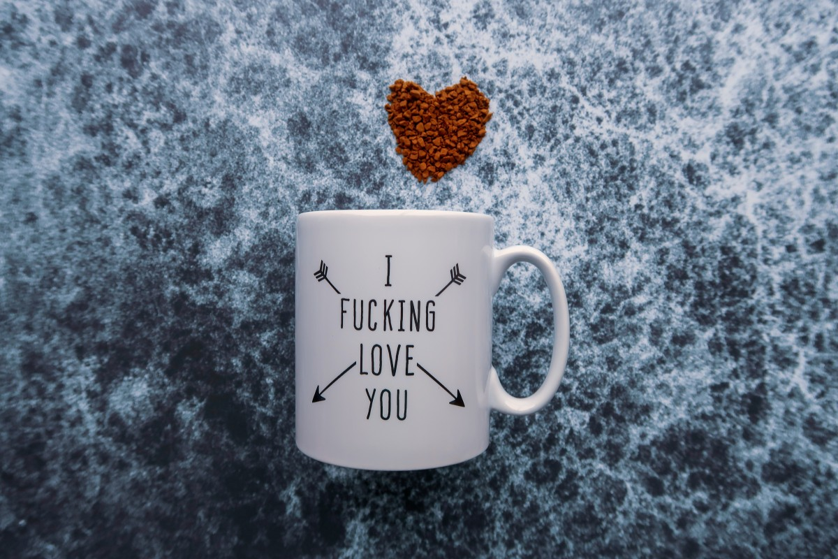 Valentine's Day Gift Guide for 2019 - I fucking love you mug