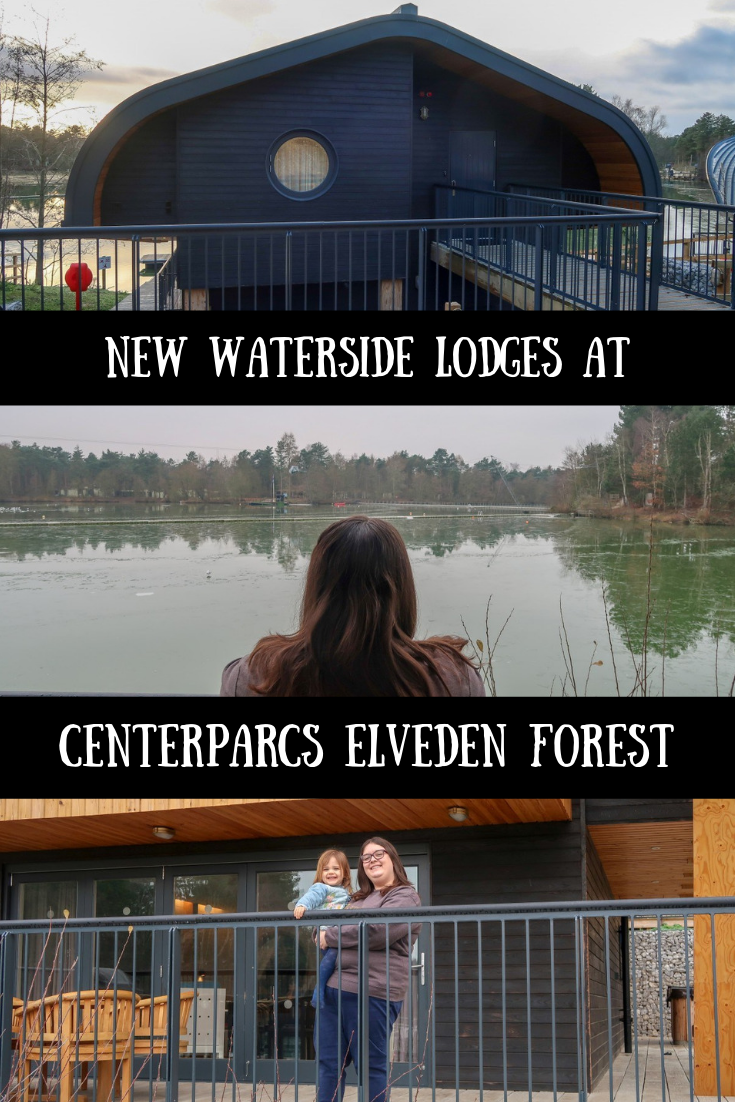 We loved staying in the new waterside lodges at Centerparcs Elveden Forest. Come see what we thought! #centerparcs #staycation #ukholidays #elvedenforest