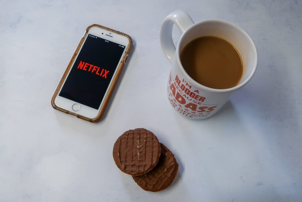 My likes and loves - Netflix