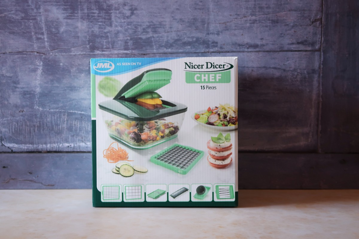 Father's Day Gift Guide 2019 - Nicer Dicer