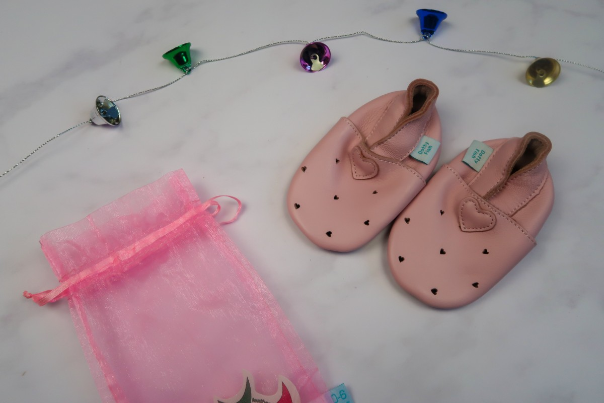 Christmas gifts for a new baby - Dotty Fish