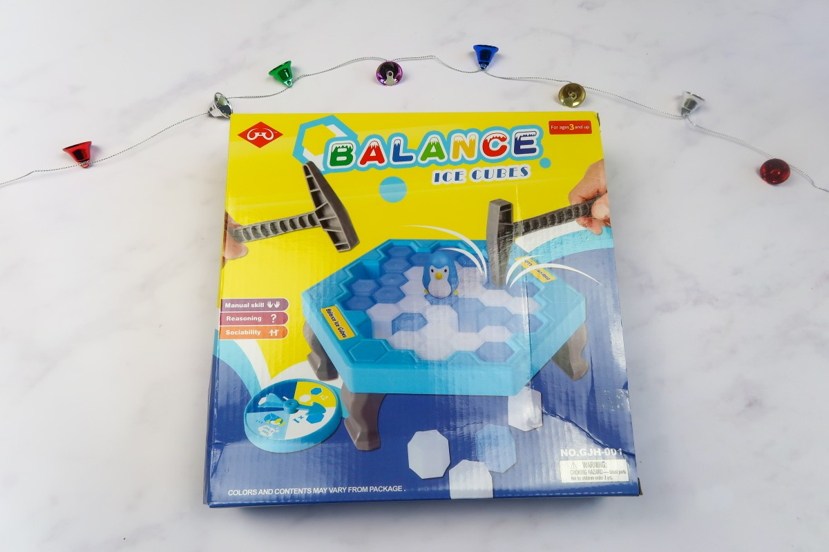 Christmas gifts for children - Balance Ice Game