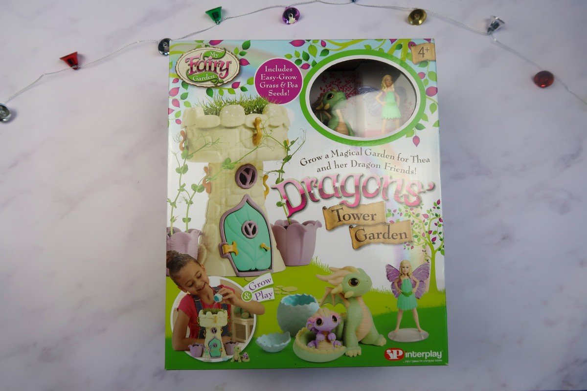 Christmas gifts for children - Dragons Tower