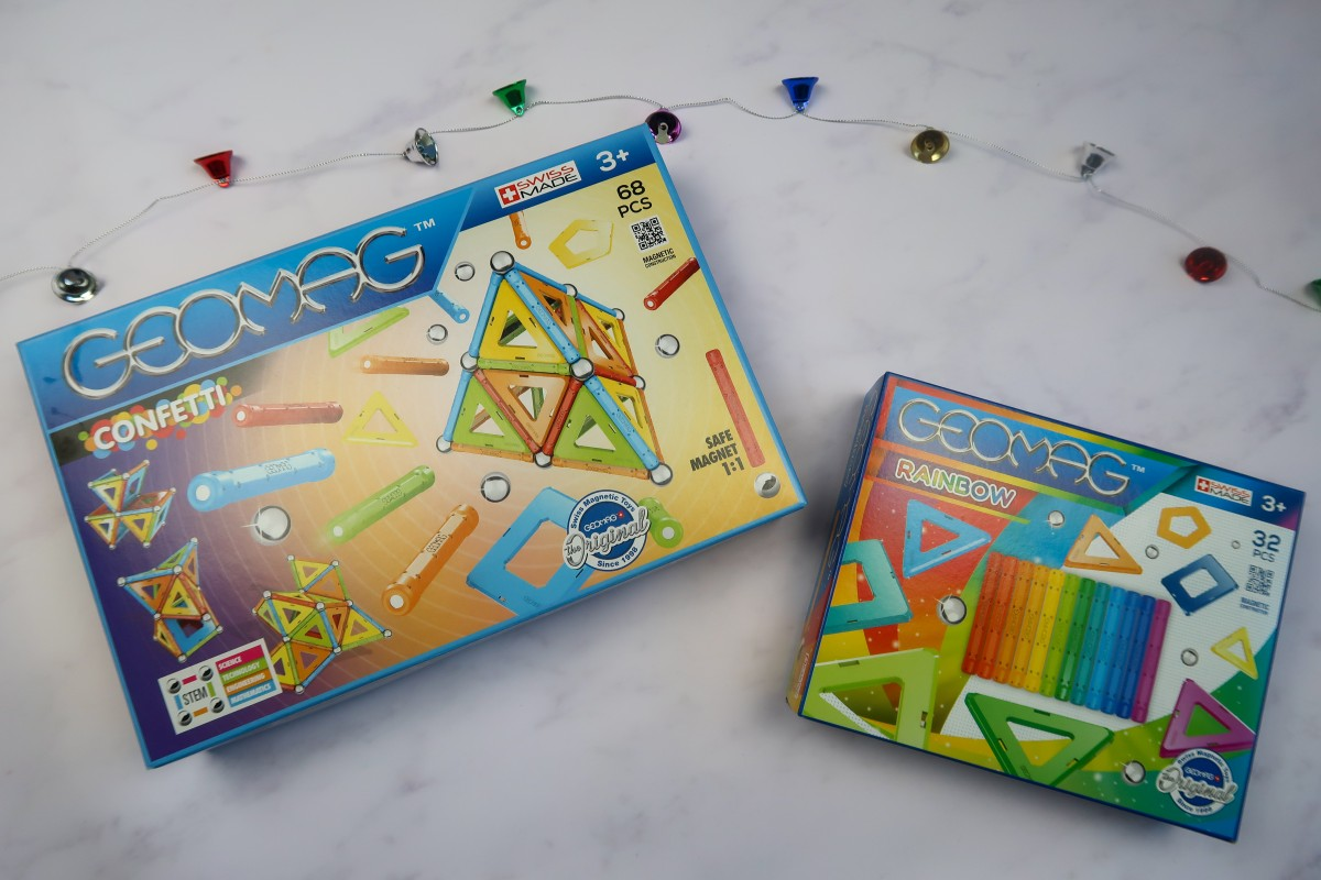 Christmas gifts for children - Geomag