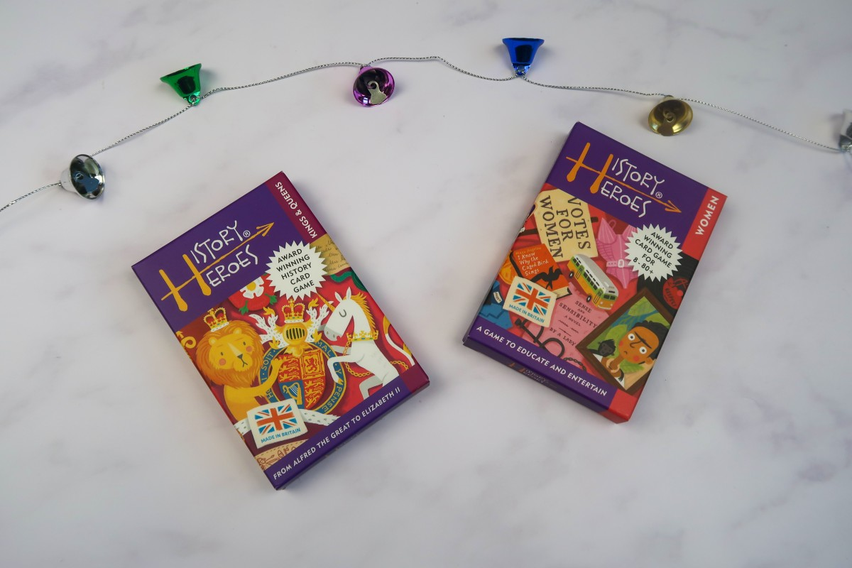 Christmas gifts for children - History Heroes