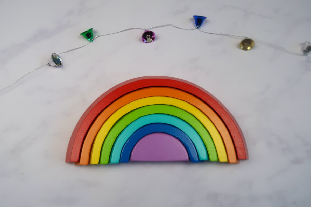 Christmas gifts for children - My Busy Bots Rainbow