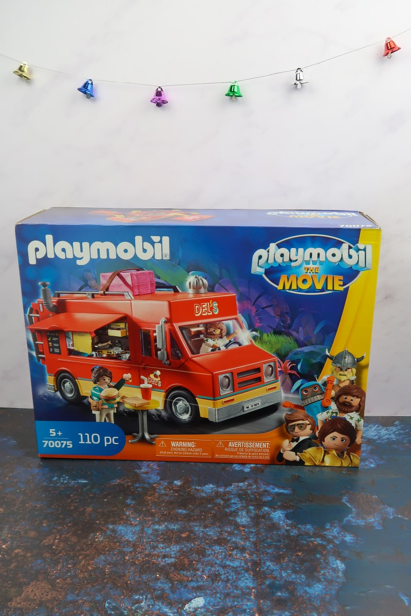 Christmas gifts for children - Playmobil - Dels Food Truck