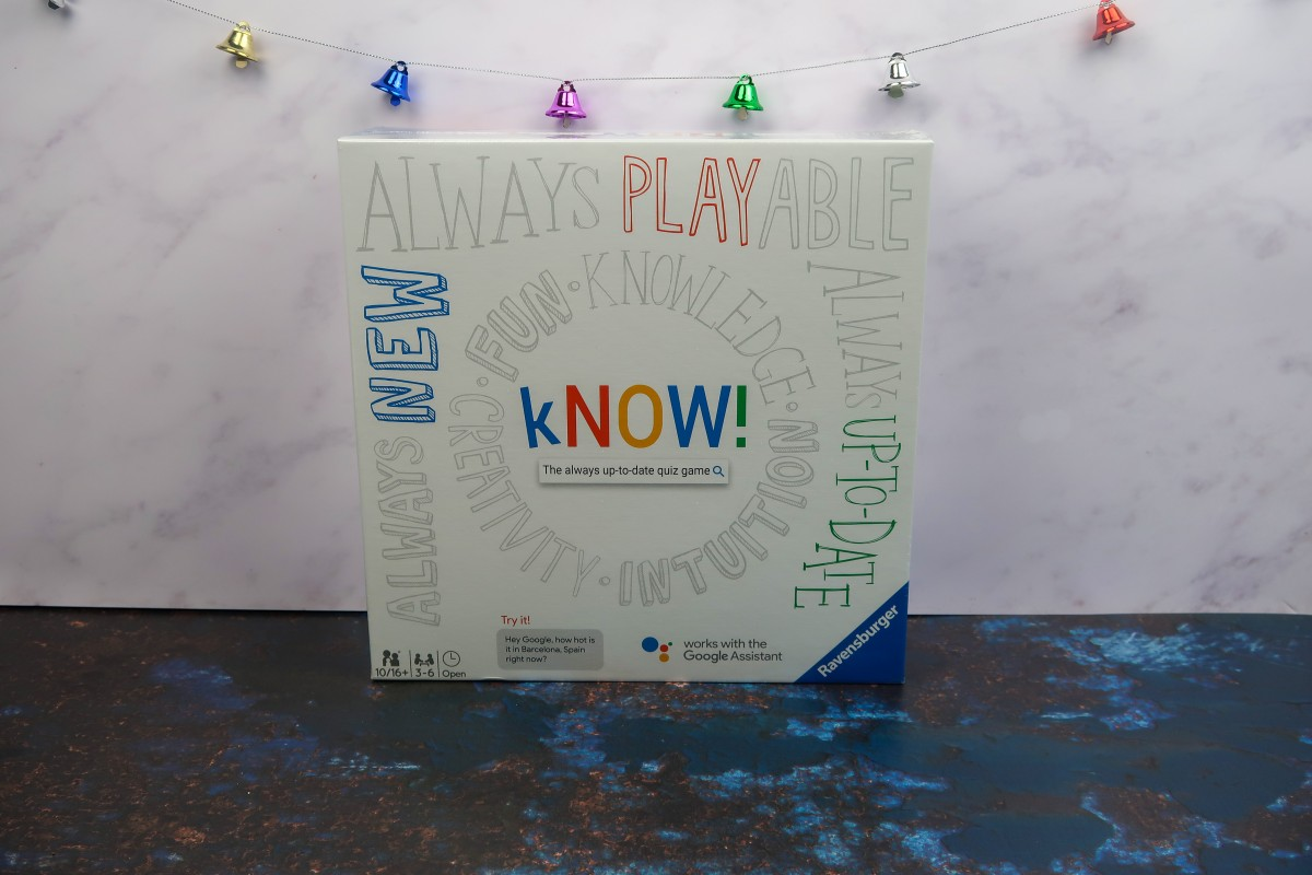 Christmas gifts for parents - KNow! Game