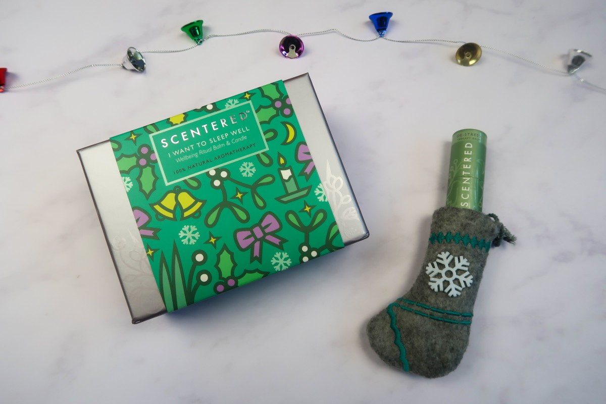 Christmas gifts for parents -Scentered