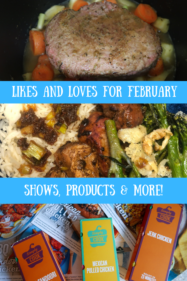Roast beef, Simply cook boxes and the products I've been loving on Amazon this month!