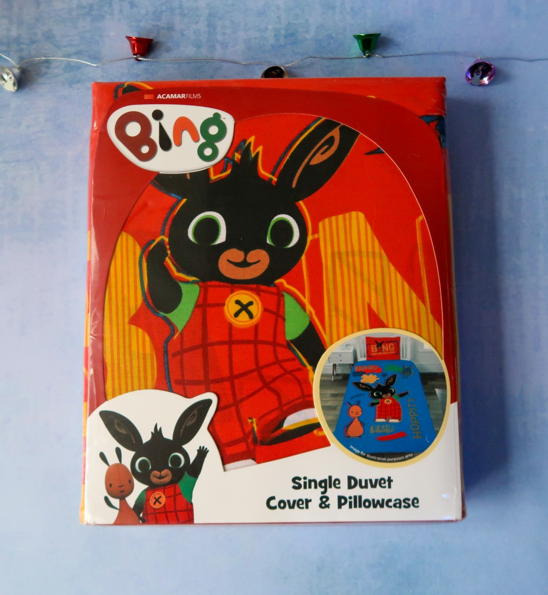 Bing Single Bedding Set