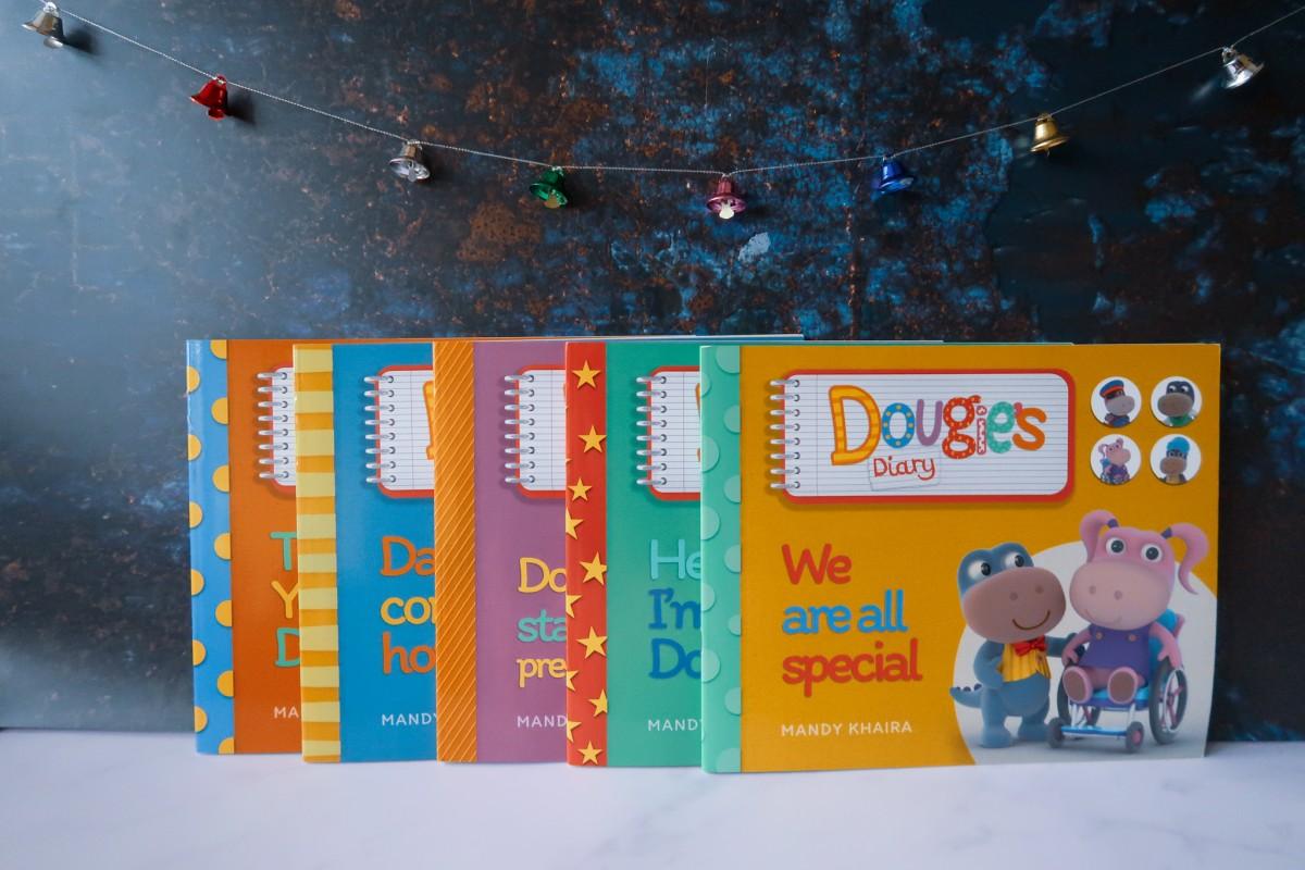 Dougie's Diary Books