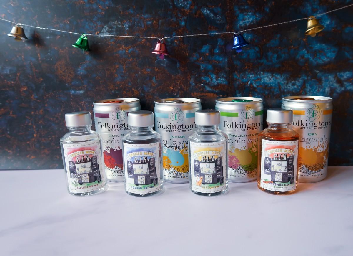 Gin Testing Kit With Tonics