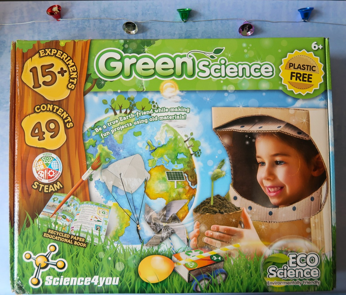 Green Science Kit