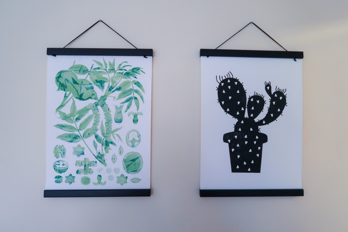 Ink and Drop Canvases