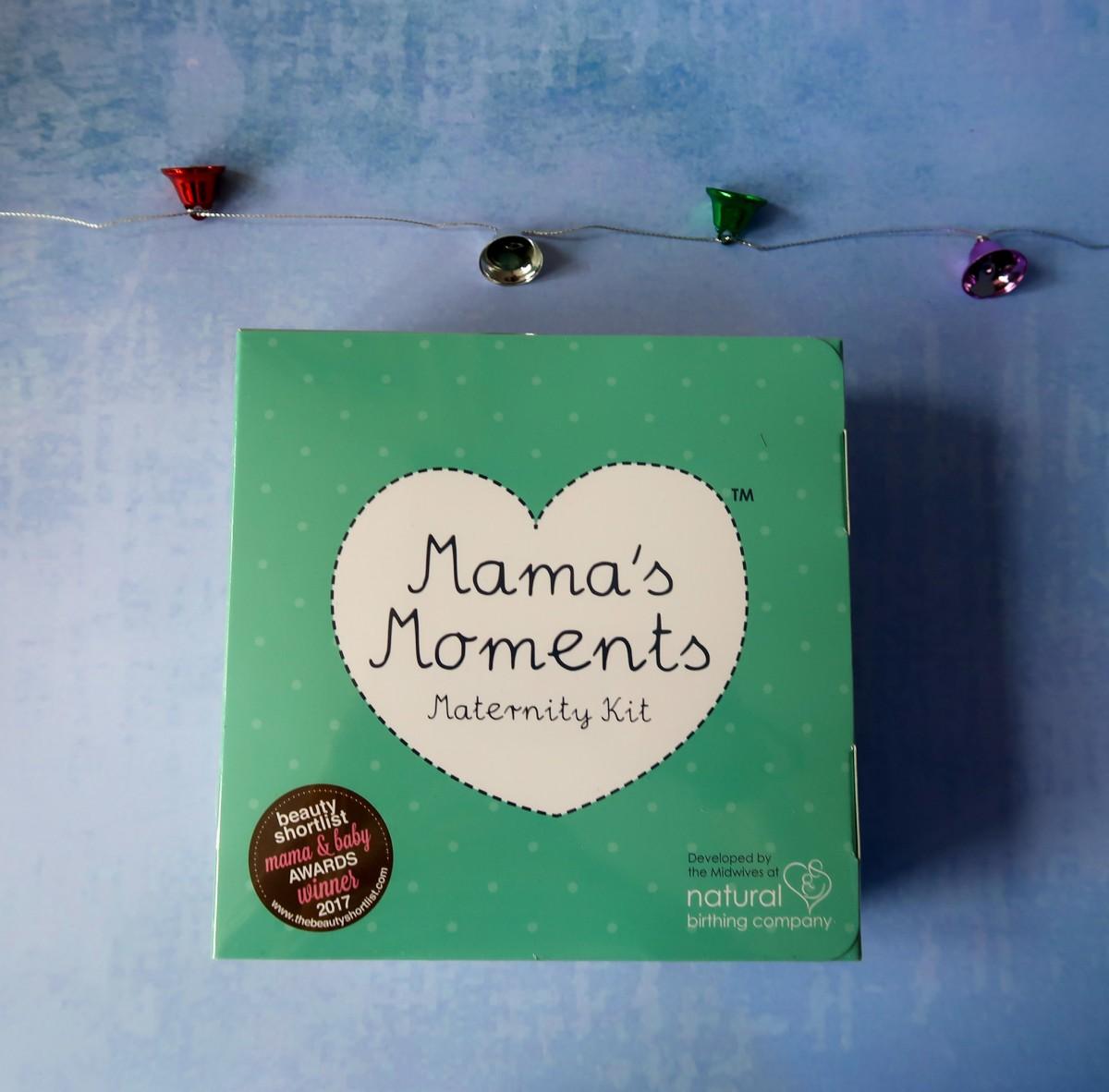 Mama's Moments Maternity Kit