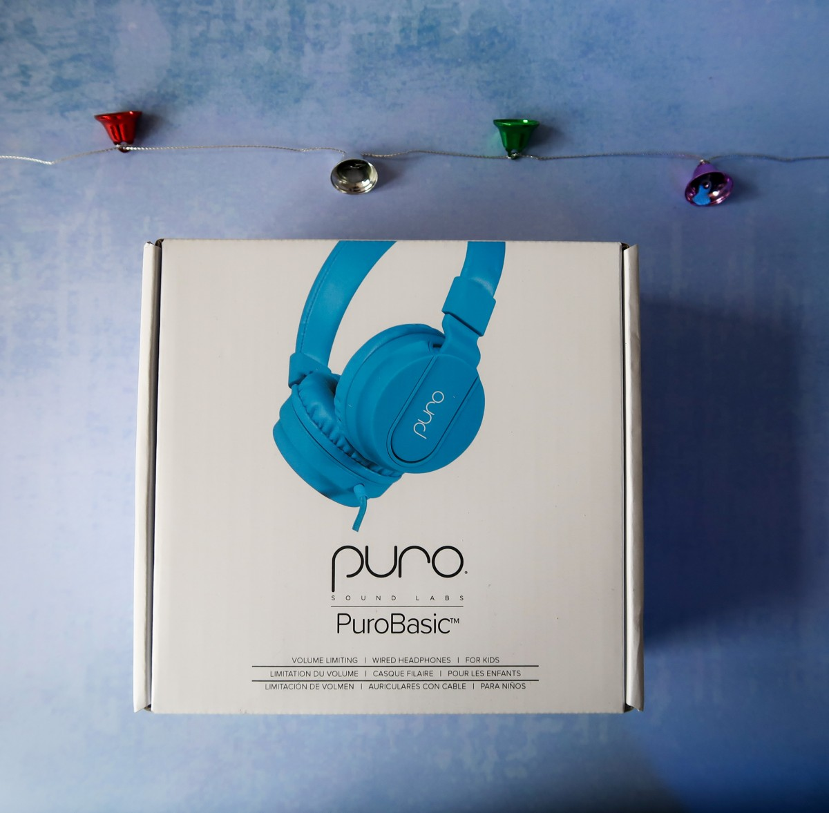 Puro Headphones for children from Sound Labs