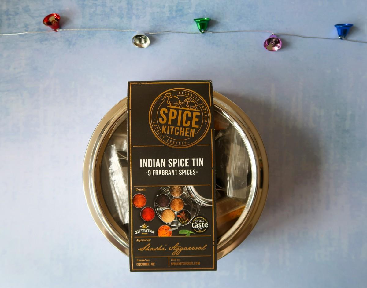 Spice Kitchen Indian Spice Kit