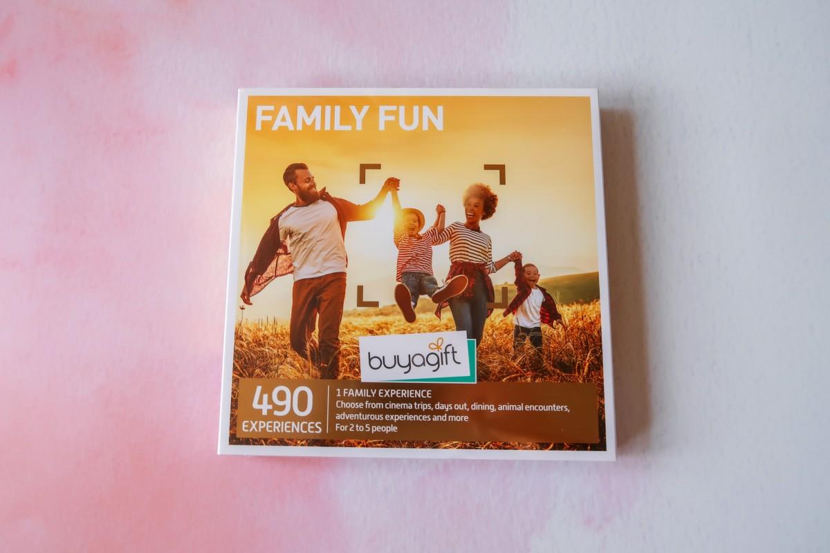 Buy A Gift Family Fun Box