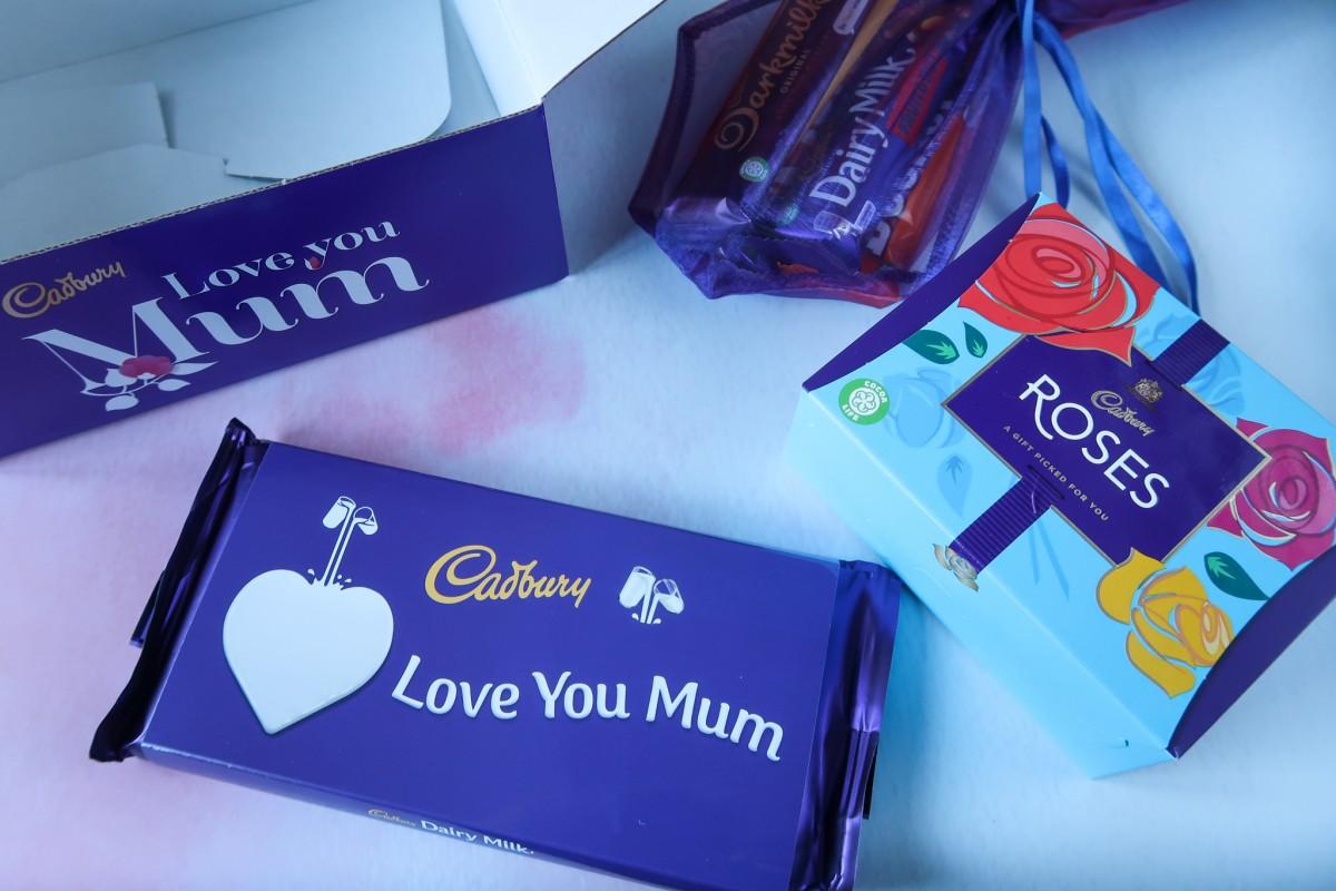Cadbury Direct Gift set for Mums