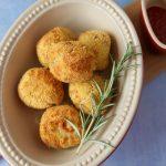 Air fryer mashed potato balls